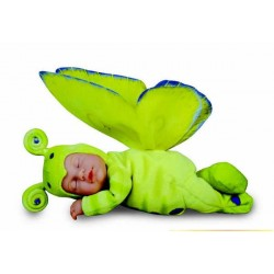 Кукла-бабочка ярко-зеленая (579117) Anne Geddes