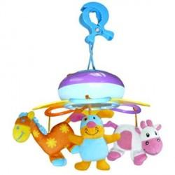 Мини-мобайл на прищепке «Счастливая ферма» Biba Toys 349BM