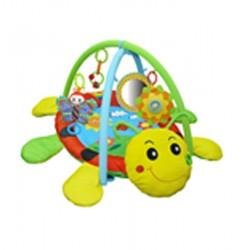 Игровой развивающий коврик Biba Toys Солнышко Deluxe (669BP)