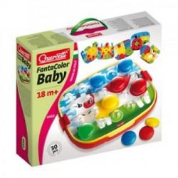 Набор для занятий мозаикой Baby (30 шт.) Quercetti 4412