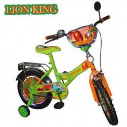 Велосипед двухколесный Король Лев 16 дюймов