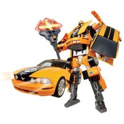 Робот-трансформер MUSTANG FR500C (1:18) Roadbot 50170R