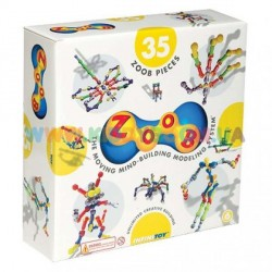 Конструктор 35 элементов Zoob 11035