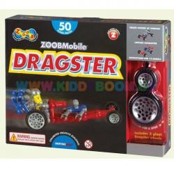 Конструктор Zoob Dragster 12054