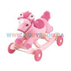 Чудокачалка Поющий пони (розовый) (028259) Kiddieland