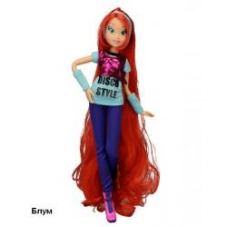 Кукла Winx Волшебные волосы