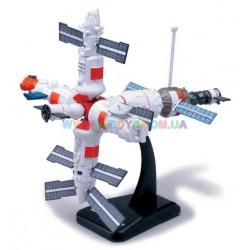 Сборная модель космической станции Мир New Ray 20407