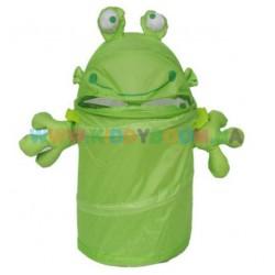 Бочка для игрушек - Лягушка Devik Play ТО339Е