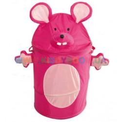 Бочка для игрушек - Мышка Devik Play ТО339M