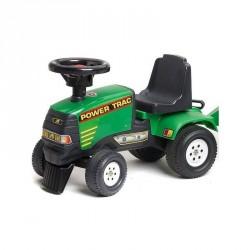 Трактор-каталка Power Track 4x4 зеленый Falk 939