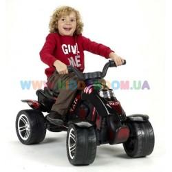 Велоквадроцикл Pirate черный Falk 605