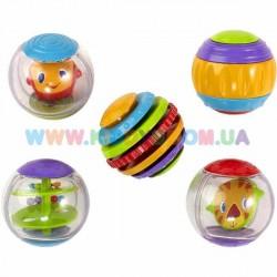 Забавные мячики Крути-Верти (9079) Kids II