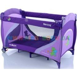Манеж-кровать Nessy Baby Point