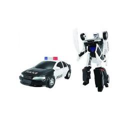 Робот-трансформер Полиция 15 см X-Bot 82050R