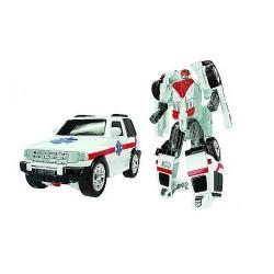 Робот-трансформер Скорая помощь (15 см) X-Bot 82060R