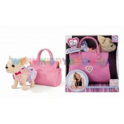 Собачка Чихуахуа Розовая фантазия с браслетом для девочки Chi Chi Love 5895105