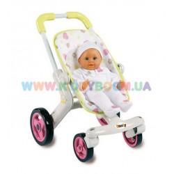 Прогулочная коляска для кукол Baby Nyrse Smoby 511219