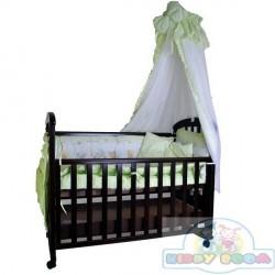 Детское постельное белье (8 элементов) Qvatro Lux