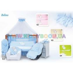 Постельный комплект Belino 7 эл. Tuttolina 904504