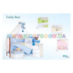 Постельный комплект Teddy Bear 7 эл. Tuttolina