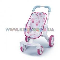Прогулочная коляска для кукол Baby Nurse Smoby 511222