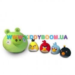 Интерактивный набор Angry Birds - меткие птички