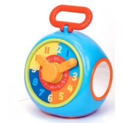 Обучающая игрушка Мультиактивный Будильник Fun Time 5001FT