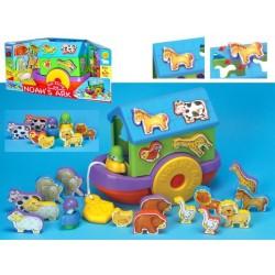 Игровой набор Ноев ковчег Fun Time 5022FT