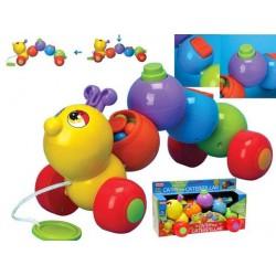 Динамичная игрушка Гусеничка Fun Time 5024FT