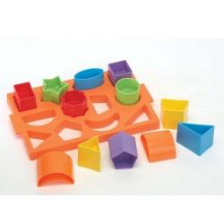 Развивающая игрушка Доска-сортер Fun Time 5306FT