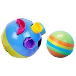 Развивающий набор шаров Раддуга и Сортер Fun Time 5311FT