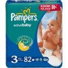 Подгузники Pampers  Active Baby 3  Midi  (4-9 кг) 82 шт