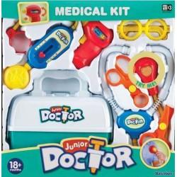 Игровой набор  Юный доктор Keenway 30577