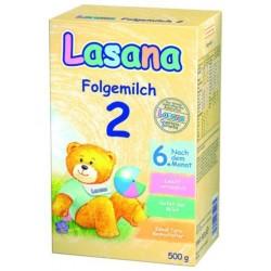 Сухая молочная смесь Lasana 2 500 гр.
