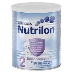 Сухая молочная смесь Nutrilon 2 гипоаллергенный 400 гр.