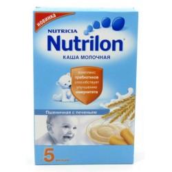 Каша молочная Nutrilon пшеничная с печеньем (с 5 мес.) 230 гр.