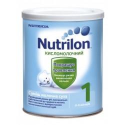 Сухая молочная смесь Nutrilon 1 кисломолочный 400 гр.