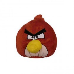 Мягкая игрушка антистрессовая Angry Birds Птичка красная SC122413/10