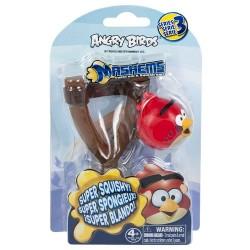 Набор Angry Birds S3 – Рогатка с Машемсом Tech4Kids 50201-S3NR