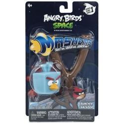 Набор Angry Birds Space S1 – Рогатка с Машемсом Tech4Kids 50202-S1B