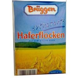 Особо нежные овсяные хлопья Bruggen NEW 500 гр.
