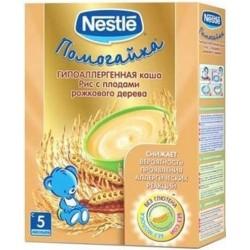 Каша безмолочная Nestle рис с плодами рожк. дерева ГА (с 5 мес.) 200 гр.