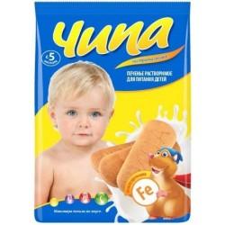 Печенье Малышок железосодержащий (с 5 мес.) 200 гр.