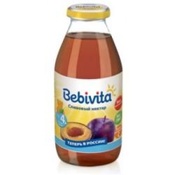 Сок Bebivita сливовый напиток (с 4 мес.) 200 мл.