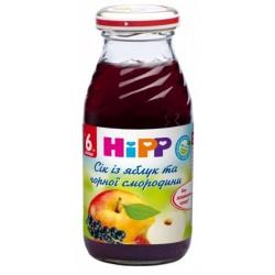 Сок Hipp Из черной смородины и яблок (с 6 мес.) 200 мл.