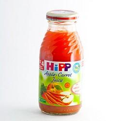 Сок Hipp яблочно-морковный (с 4 мес.) 200 мл.