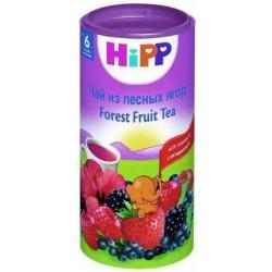 Чай HiPP из лесных ягод  (с 6 мес.) 200 гр.
