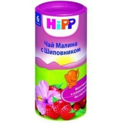 Чай HiPP с малиной и шиповником (с 6 мес.) 200 гр.