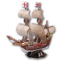 Трехмерный конструктор Корабль