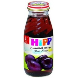 Сок Hipp сливовый (с 4 мес.) 200 мл.
